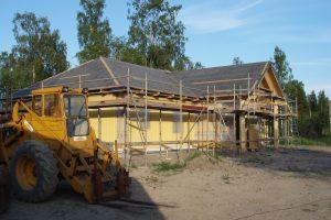 2007-06-24 Tätt tak