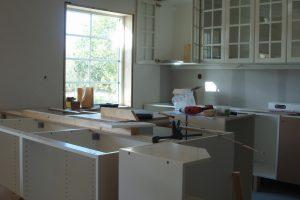 2007-09-22 Ett kök på väg